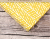 Baby  Book/Baby Gift/Baby Keepsake/ Personalized/Yellow/Herringbone/Pregnancy - 5 Years -  (136 designed journaling pages)