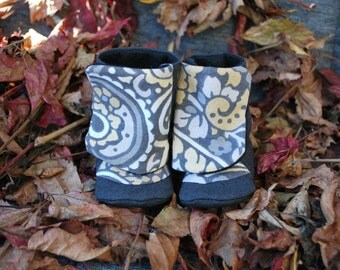Soft Sole Baby Boots // Girl Baby Boots // Girl Toddler Boots // GEMMA Baby Girl Boots // Sizes 2-7