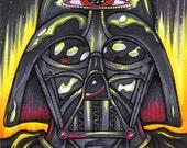 Visionary Darth Vader PRINT
