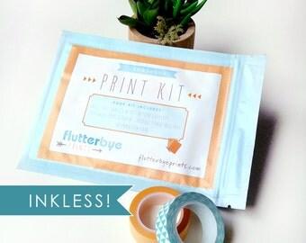 Inkless Fingerprint Kit - For Use with Custom Fingerprint Wedding Poster
