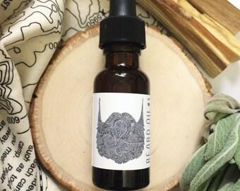 Beard Oil // Organic