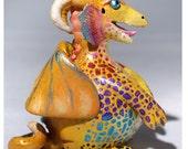 Miniature Gourd Dragon #85