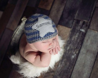 Baby Name Hat - Personalized Newborn Hat - Newborn Name Hat - Personalized Baby Hat - Monogram Baby Hat - Take home hat