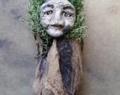 Arienh - Spirit Doll - Assemblage Doll