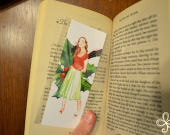 Eurydice Yule (Fae and Furious) Bookmark