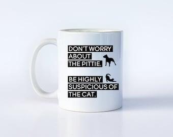 Pitbull, Pitbull Mug, Pit Bull Mug, Pittie, Pittie Mug, Dog, Dog Lover Gift, Pitbull Lover, Funny Mug, Dog Mug, Pitbull Gift, Pit Bull Gift