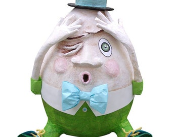 Humpty Dumpty Pinata - Made To Order