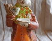 March Hare with Tea Cup