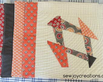 Quilted Modern Placemats