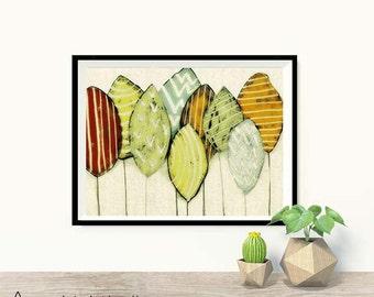 tree art, tree artwork, tree drawing, nature art, nature artwork, nature, minimal art, minimalist artwork, pastel colors, pastel art, pastel