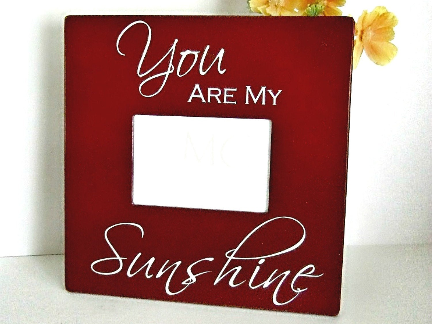 2995 - You Are My Sunshine Frame