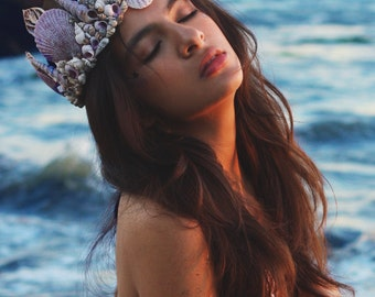 Casting Spells Mermaid Crown