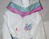 Infant, Toddler and Child size Hooded Robes-Coupon Discount