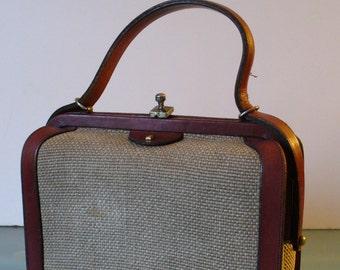 Vintage Etienne Aigner Doctor's Style Handbag