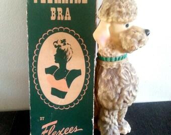 Flexaire Bra box by Flexees vintage 50s