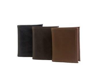 Book style Bi-fold wallet