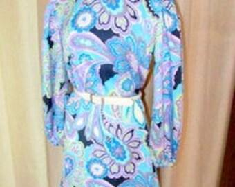 1960's RETRO MOD Dress