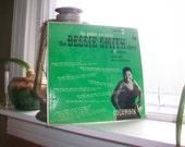 The Bessie Smith Story Volume 2 Blues Music LP Record Album CL 856 Vintage 1950s