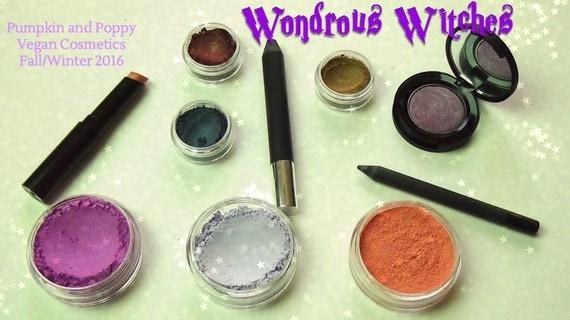Items similar to Wondrous Witches Full Vegan Makeup ... - photo#34