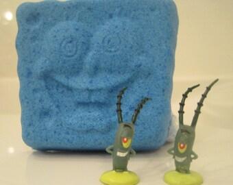 PLANKTON BOMB with Plastic Figurine Toy Inside