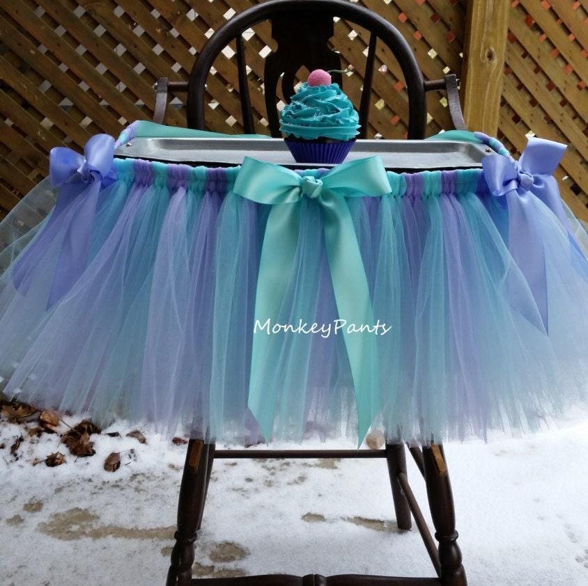 High Chair Tutu Skirt Cake Smash Tutu High Chair