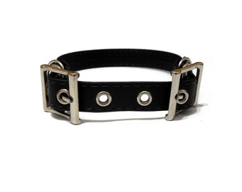 Double Buckle Choker