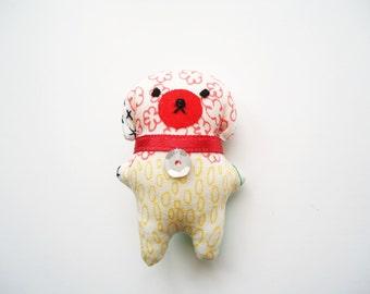 petit pooch - miniature doggy plushie