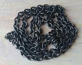 Vintaj Arte Metal {6.2x4.5mm Petite Etched Cable Chain} 24 inches - ACH0001