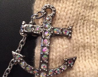 Sweater Clips: Anchors