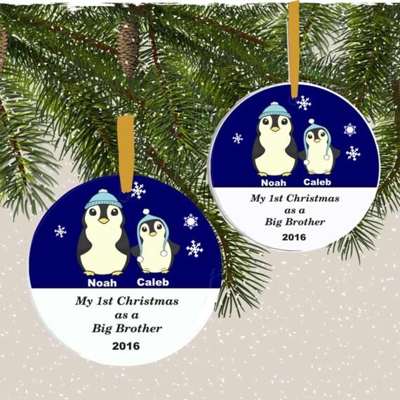 ornament #18, suncatcher,big brother ornament,grandparents. family ornament, 1st christmas ornament, personalized ornament, custom ornament