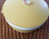 Vintage Olympian Therm-O-Ware 1960's hot/cold covered dish