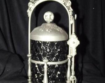 antique pickle jar