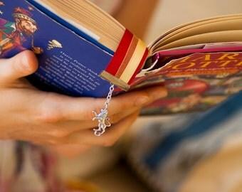 Harry Potter Ribbon Bookmark - Hogwarts House Gryffindor