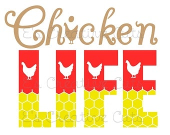 Chicken Life *Digital Download ONLY*
