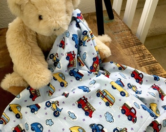 Large Flannel Receiving Blanket