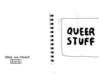 Queer Stuff - Comic Zine