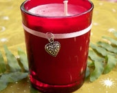 Love Soy Hand Made Candle Attract Love Strengthen Love Ritual Candle
