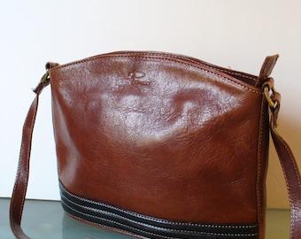 Made in Italy Ponzo Crossbody Shoulder Bag