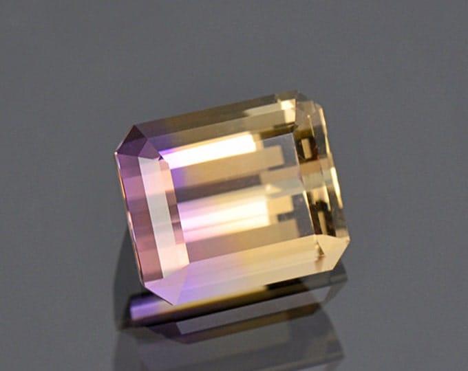 UPRISING SALE! Excellent Bi-Color Ametrine Gemstone from Bolivia 6.24 cts.