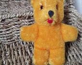 Vintage miniature bear