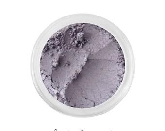 London Fog - Eyeshadow // Mineral Makeup // Mineral Eyeshadow // Purple Eyeshadow // Eye Makeup // Cosmetics