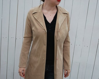 Frock Coat Style Jacket, Victorian Style, Duster, Steampunk Coat