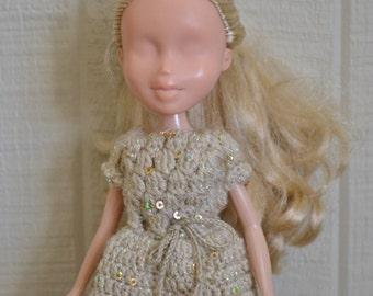 Gold Dust Bratz Dress