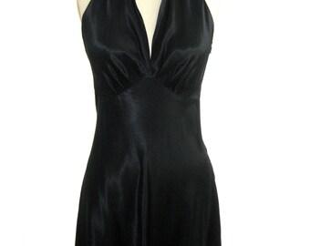 Vintage Marilyn Monroe Style Toska Dress