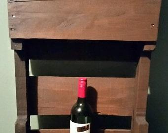 Double Tier Wine Rack