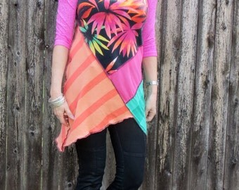 Tropical Brights Tunic