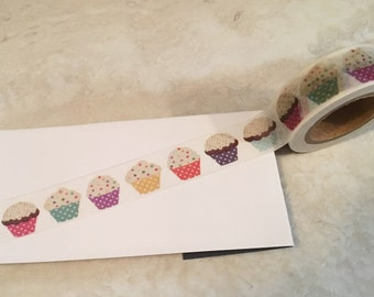 Cute Cupcakes Washi Tape WT1022CC