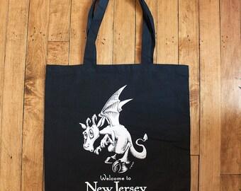 Jersey Devil Tote Bag
