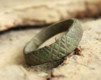antique ring ... jewelry rusty ring ... digging find supplies ... from an arhceological dig ...  found object ... ancient  rare