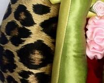 Vagina Pillows/Puppet Animal Prints